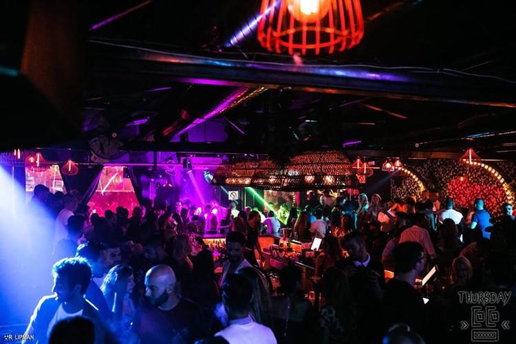 CoCo nightclub Tel Aviv