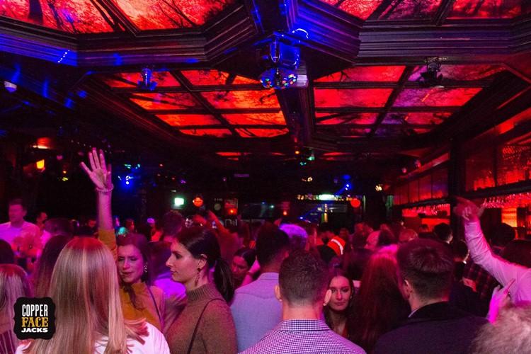Copper Face Jacks nightclub Dublin people dance music fun party event