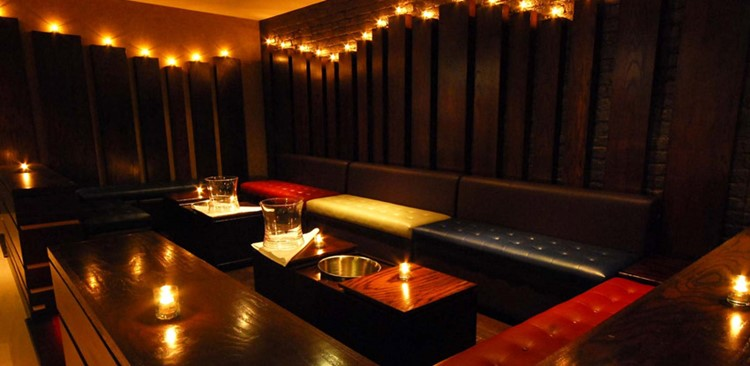 Cuvee nightclub Chicago lounge area vip table bookings