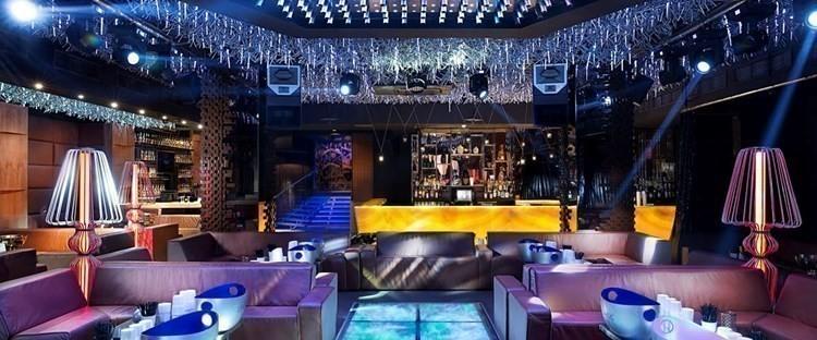 DSTRKT nightclub London