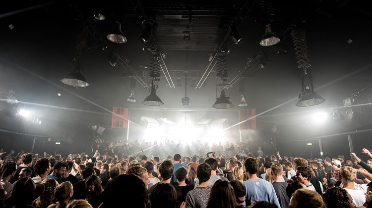 Party at De Marktkantine VIP nightclub in Amsterdam. Find promoters for guest list in Clubbable