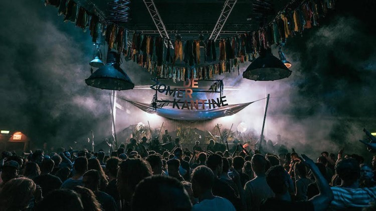 Opal with Dominik Eulberg, Adana Twins and More  at De Marktkantine in Amsterdam 15 Dec 2018