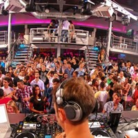 Docks Club nightclub Lisbon