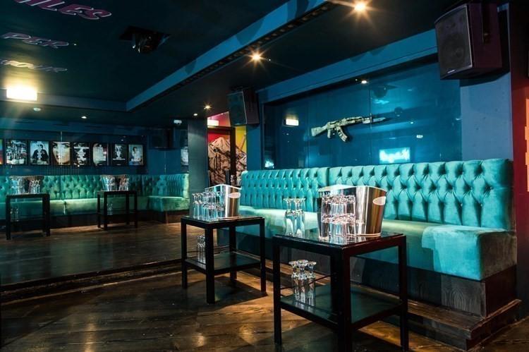 Drama nightclub London