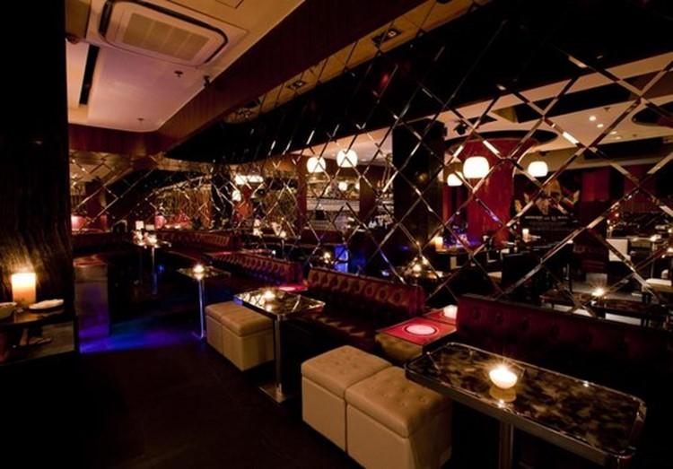 Drop nightclub Hong Kong