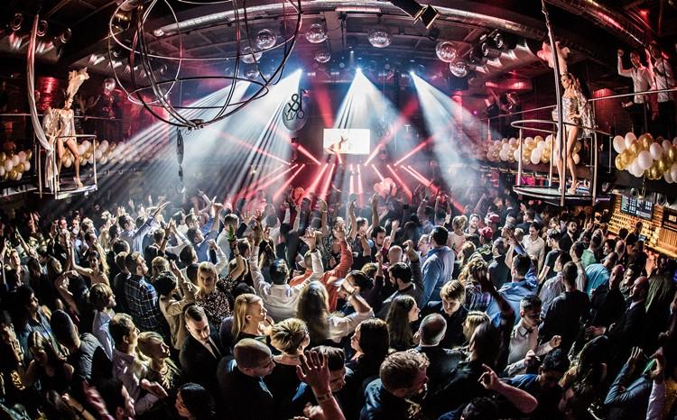 Duplex nightclub Prague