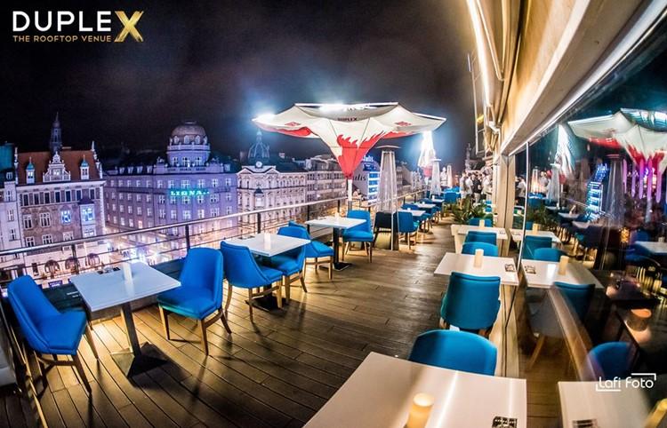 Duplex nightclub Prague events party club