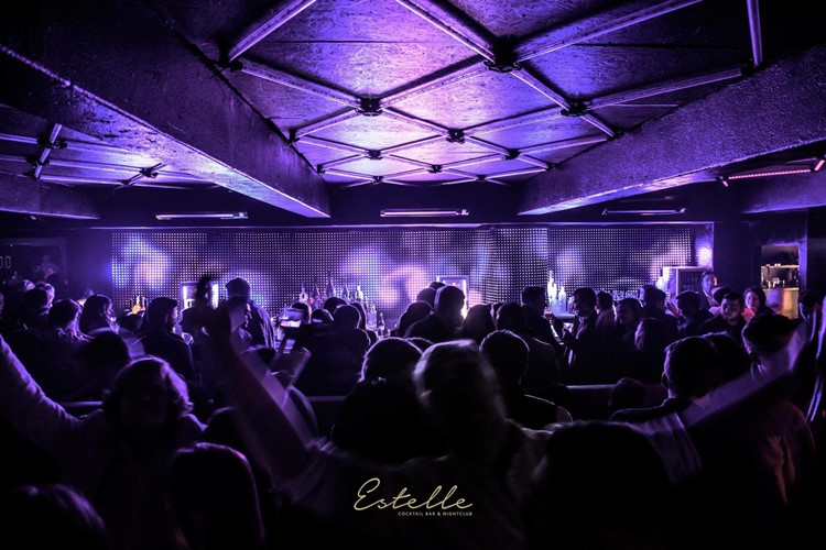 Party at Estelle VIP nightclub in Stockholm. Find promoters for guest list in Clubbable