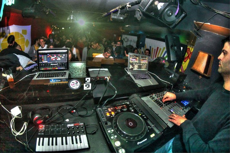 Europa nightclub Lisbon
