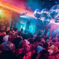 Excet nightclub Gothenburg