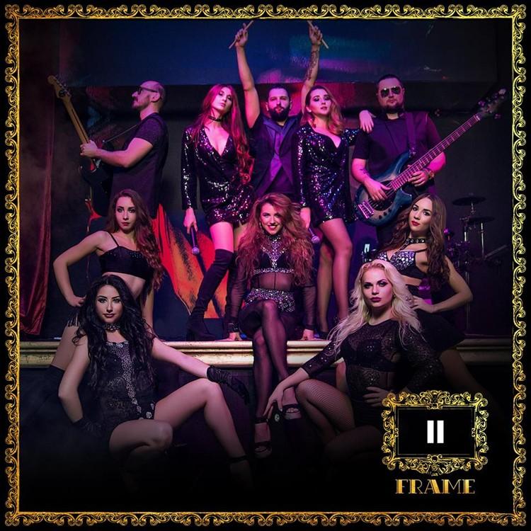 Party at Frame VIP nightclub in Dubai