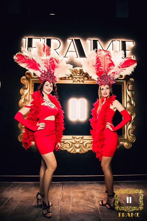Party at Frame VIP nightclub in Dubai. Find promoters for guest list in Clubbable