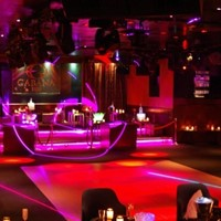 Gabana 1800 nightclub Madrid