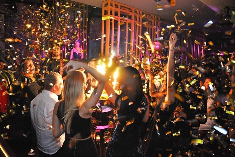 Party at Gaio VIP nightclub in St Tropez. Find promoters for guest list in Clubbable