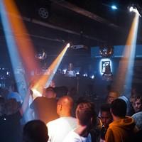 Garage club nightclub Moscow