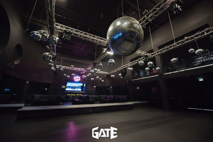 Gate nightclub Milan