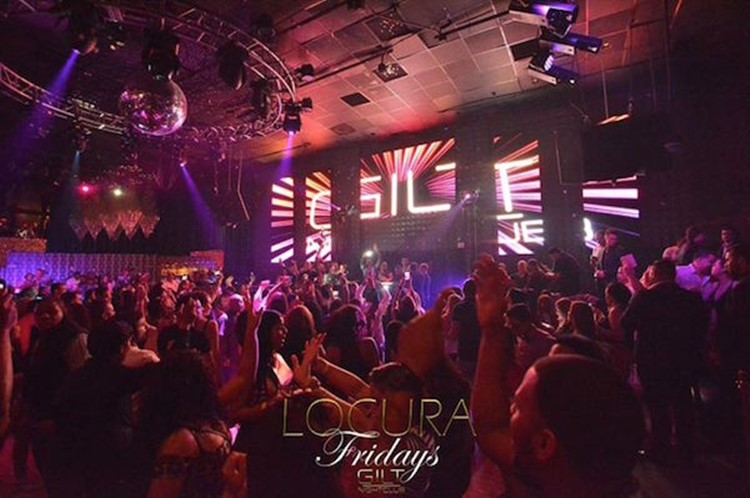 Gilt nightclub Orlando party show crowd