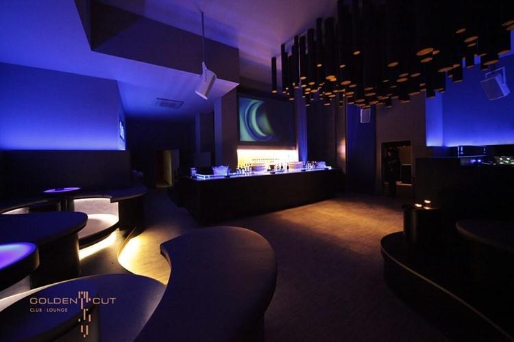 Golden Cut nightclub Hamburg