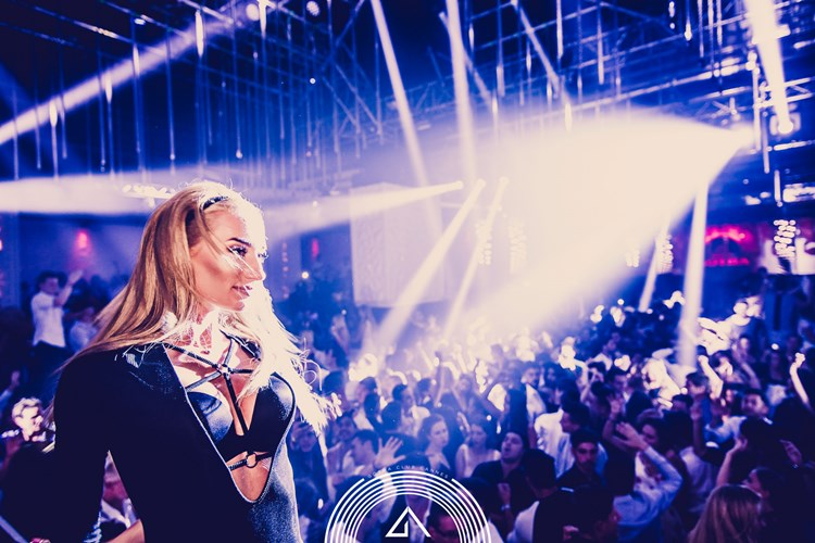 Party at Gotha VIP nightclub in Cannes. Find promoters for guest list in Clubbable