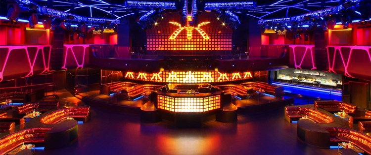 Party at Hakkasan VIP nightclub in Las Vegas. Find promoters for guest list in Clubbable