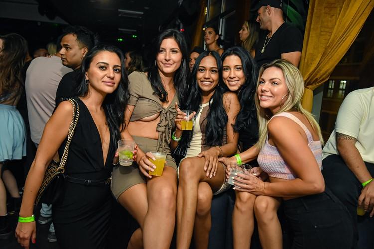 Harbor NYC club nightclub ladies girls blonde brunette dress code mini dresses guest list