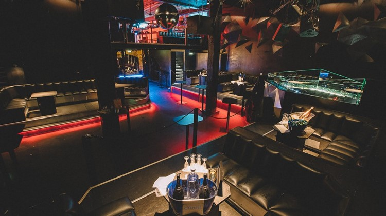 Hive nightclub Copenhagen