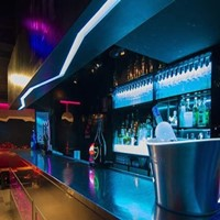 Hollywood Rythmoteque nightclub Milan