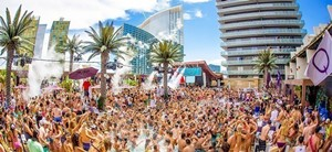 Hottest dayclubs in Vegas