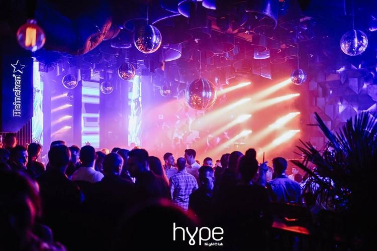Hype nightclub Belgrade