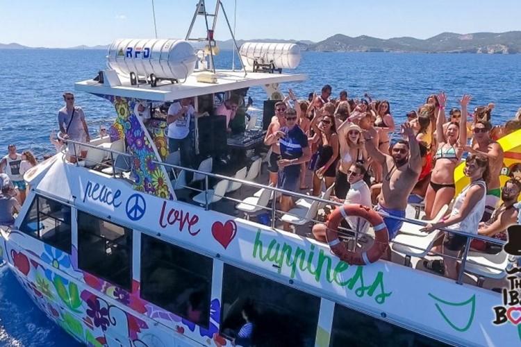 IBZ Boat nightclub Ibiza