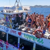 IBZ Boat in Ibiza 21 Oct 2018