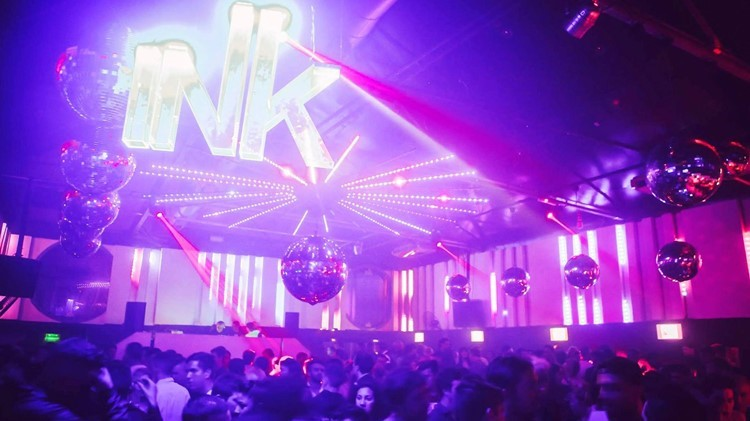 INK nightclub Buenos Aires