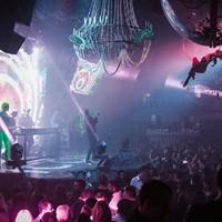 Icon nightclub Moscow