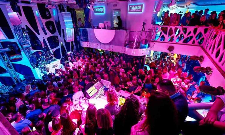 ночной клуб индиго