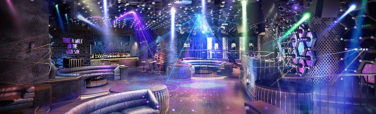 Party at Inner City Zoo VIP nightclub in Dubai. Find promoters for guest list in Clubbable