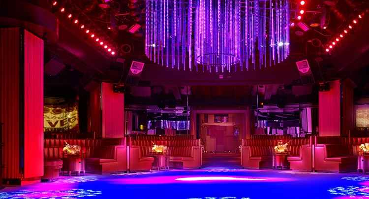 Party at Intrigue VIP nightclub in Las Vegas. Find promoters for guest list in Clubbable