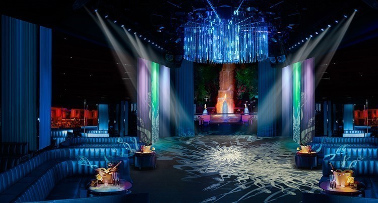 Intrigue nightclub Las Vegas