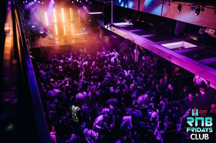 Ivy Club nightclub Sydney dance music fun party