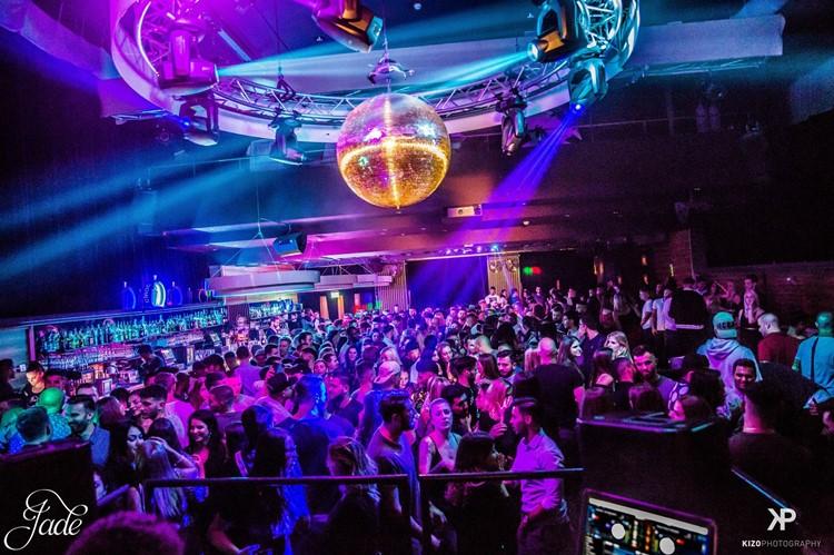 Jade nightclub Zürich