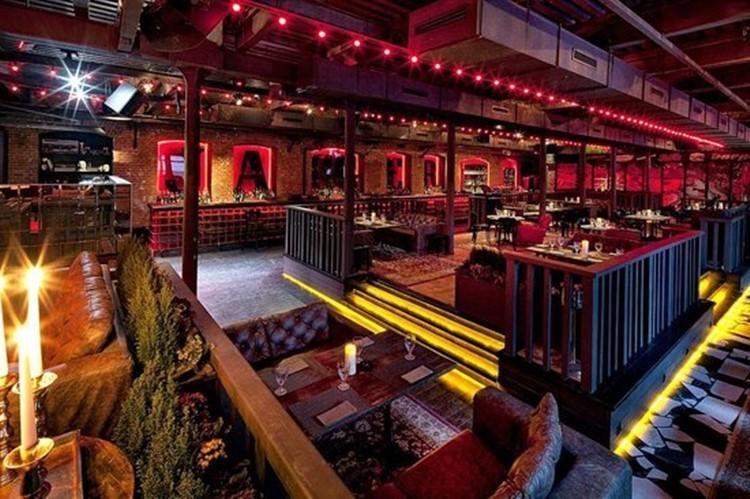Jagger Bar nightclub Moscow