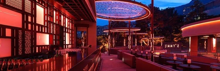Jimmyz nightclub Monaco