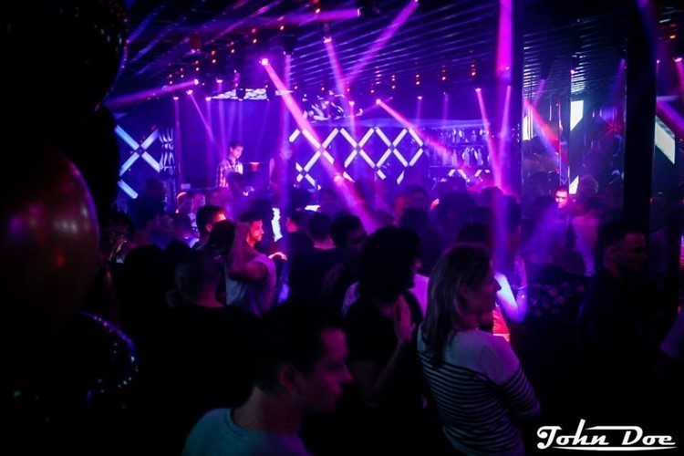John Doe nightclub Amsterdam