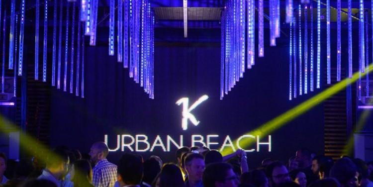 K Urban Beach nightclub Lisbon