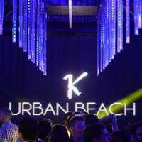 K Urban Beach in Lisbon 18 Dec 2018
