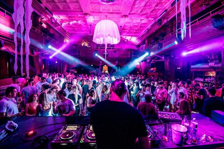 Kaufleuten nightclub Zürich
