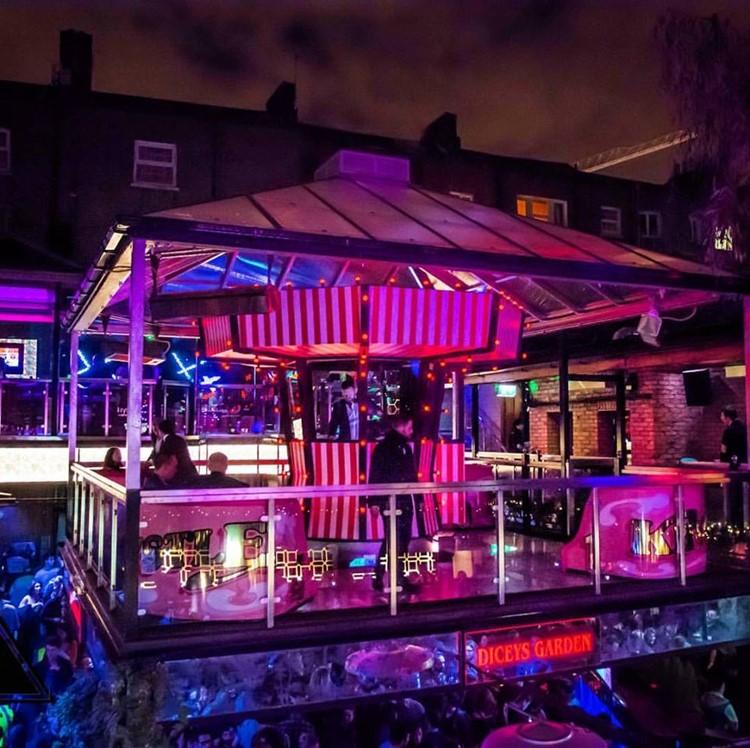Krystle nightclub Dublin