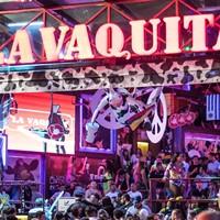 La Vaquita in Cancun 12 Nov 2018