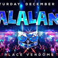 Lalaland nightclub Paris