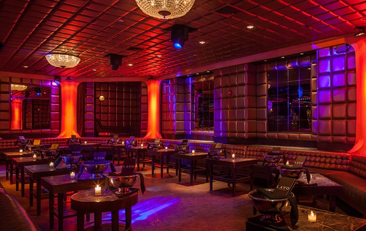 Party at Lavo VIP nightclub in New York. Find promoters for guest list in Clubbable