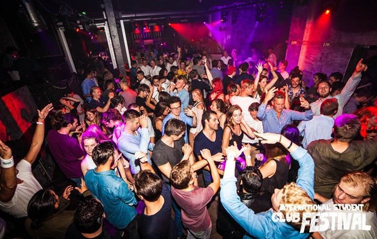 Lawo nightclub Oslo